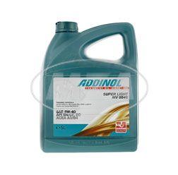 ADDINOL PKW SAE 5W-40 SUPER LIGHT MV 0546, engine oil, fully synthetic, 5l canister